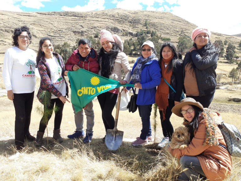 Wir bekommen Besuch aus Peru!