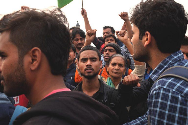 Solidarität mit dem Streik der Bergleute, Metall- und Stahlarbeiter in Peru