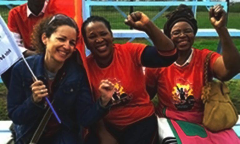 Presseerklärung zum 9. Jahrestag des Massakers von Marikana, Südafrika