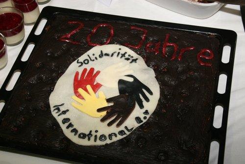 Schwäbisch Hall feiert 20 Jahre Solidarität International e. V.