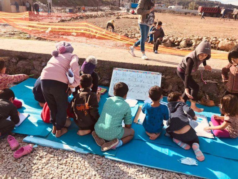 Keine Ausweisung von 1450 Flüchtlingen von den griechischen Inseln in die Türkei