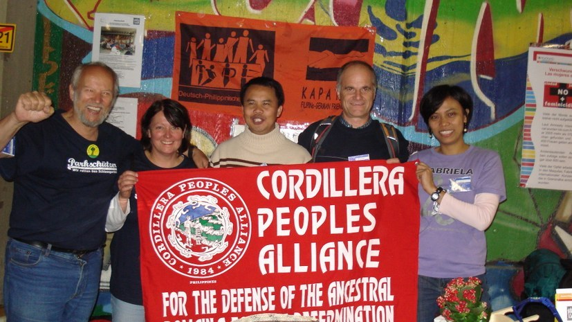 Unterschreibt die Solidaritäts- und Protestpetition für Windel Bolinget, Philippinen, Nordluzon