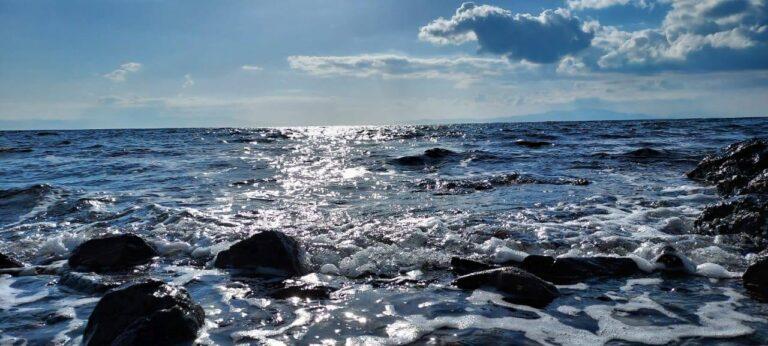 Trotz aller Widrigkeiten sollten wir nie die Schönheit dieses Planeten vergessen