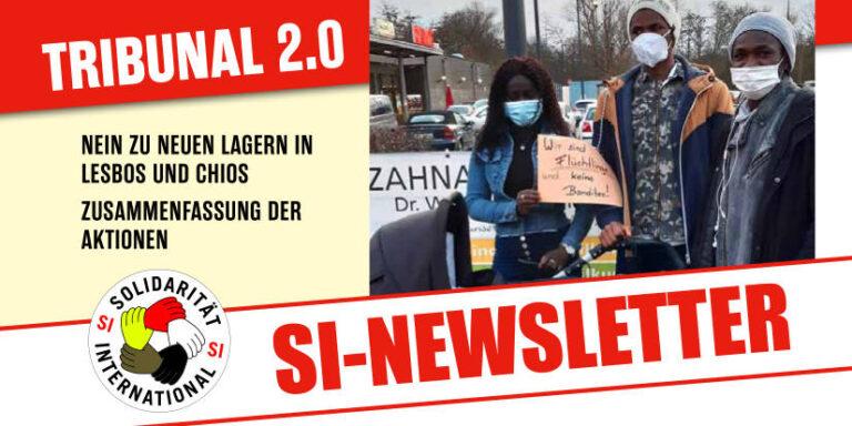 SI Newsletter April – jetzt auf der Homepage!