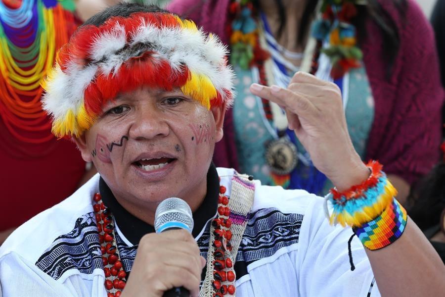 Indigene Völker in Amazonien rufen den Notstand aus!