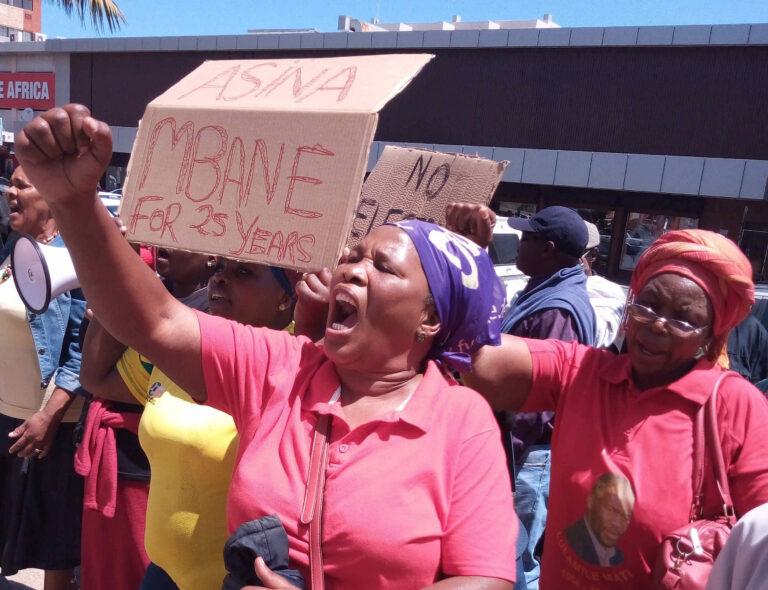 Solidarpakt Marikana geschlossen