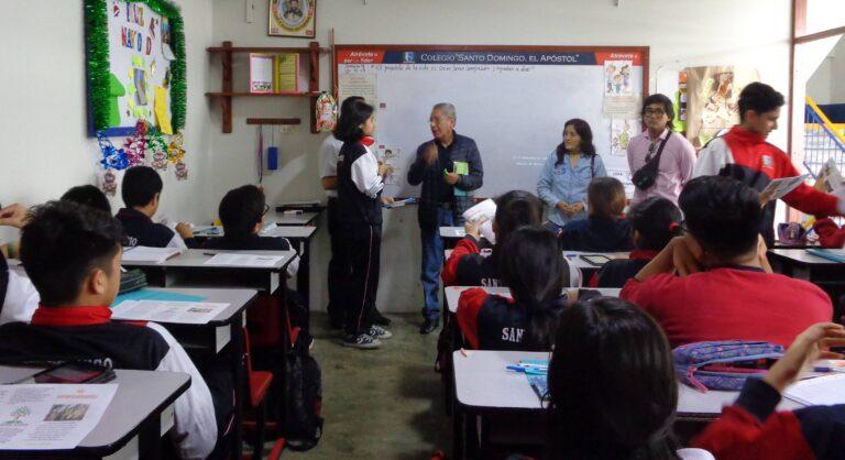 Glückwünsche zu 25 Jahre SI aus Peru