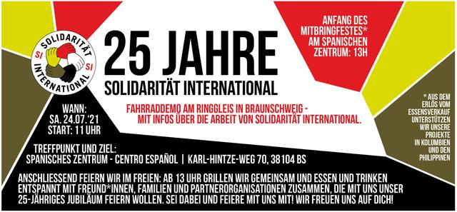 25 Jahre Solidarität International
