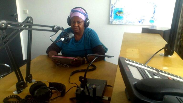 Spendenaufruf zu einem außergewöhnlichen Frauenradioprojekt
